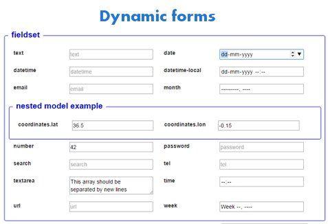 angular dynamic forms angular news With dynamic documents with javascript