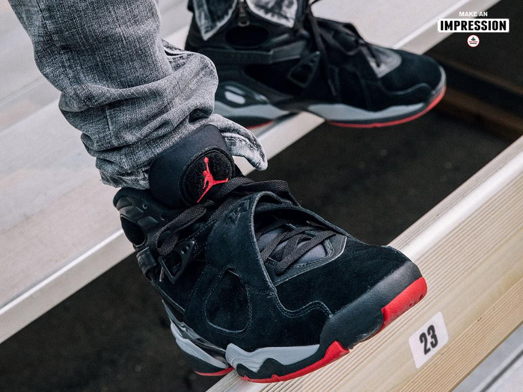 bred 8's