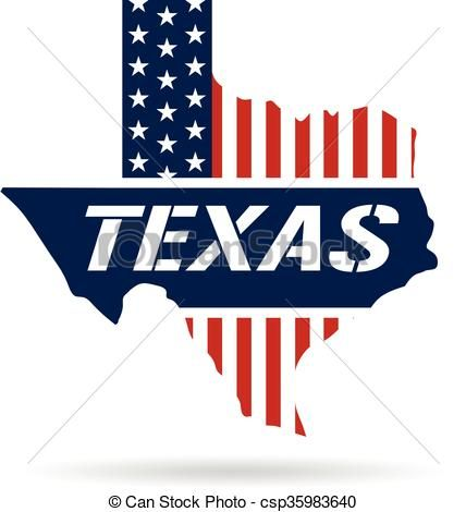 Of texas map