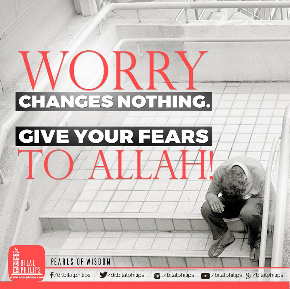 When #Allah says that He will take care of your fears, why don&#39;t you just trust Him? #Muslims<br>http://pic.twitter.com/tRVOoLi5RE