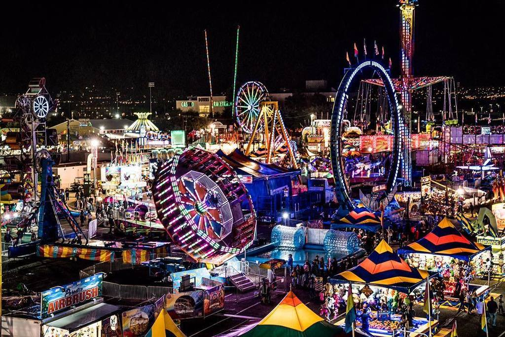New Mexico State Fair Picture