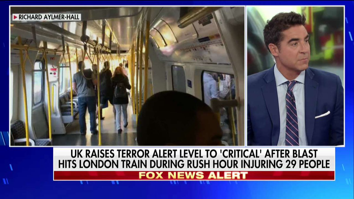 .@jessebwatters on @POTUS: 'This is why we elected him. We wanted someone who was tough on terrorism.' #TheFive