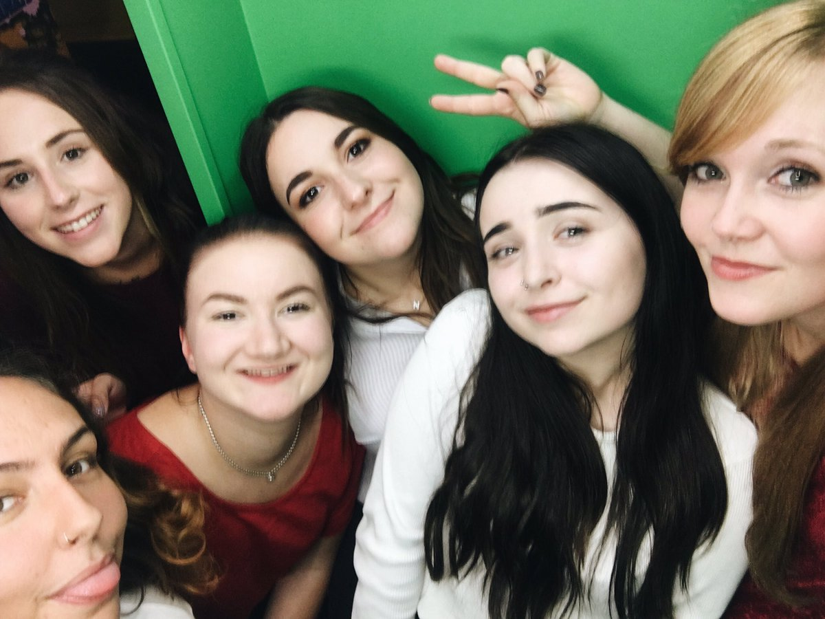 Love you girls
