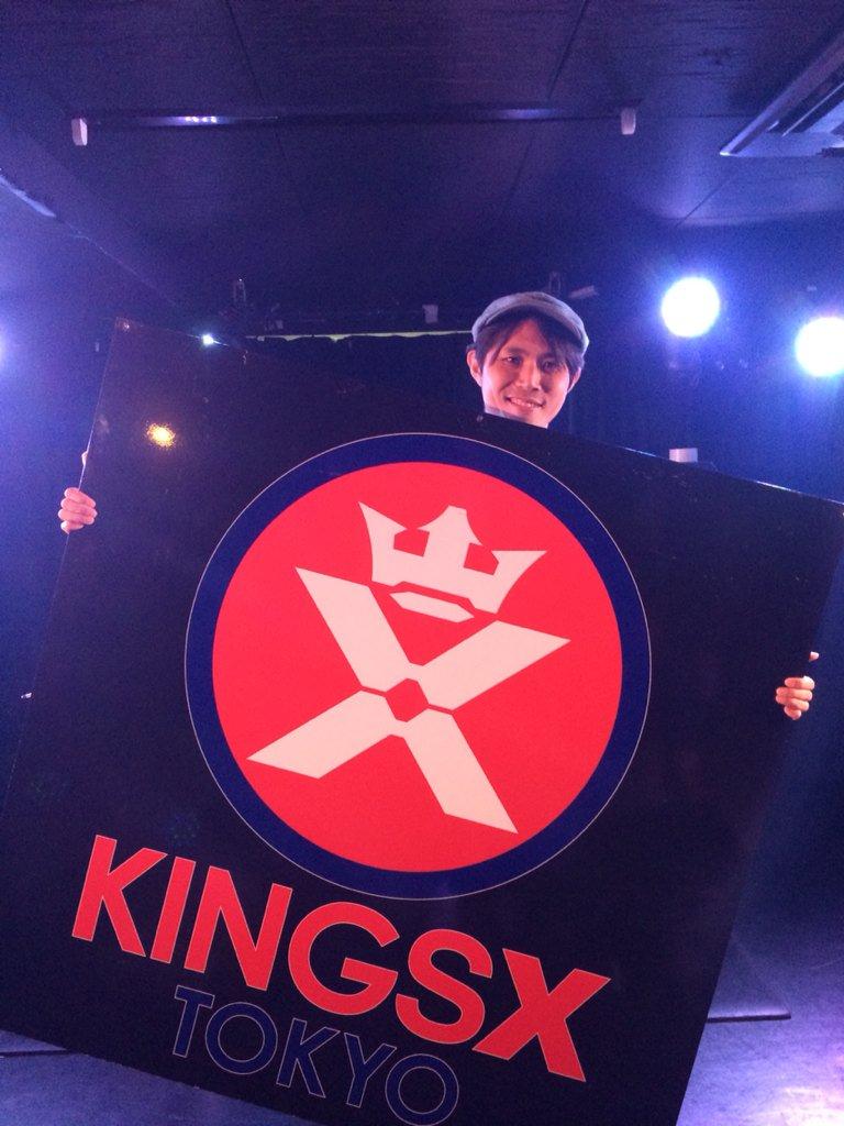 サンクスKINGSX TOKYO!! 2017.9.30