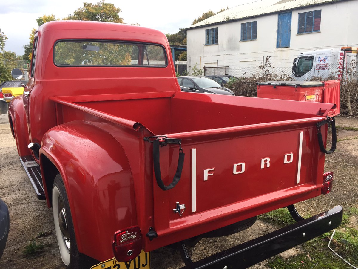Mikes Musclecars On Twitter 1955 Ford F 100 Pick Up For Sale 312ci F100 V8 Three The Tree Restored In Texas Been Here 6 Years 19995 Ono Fordtruck Pic Qvzqyxkkr8