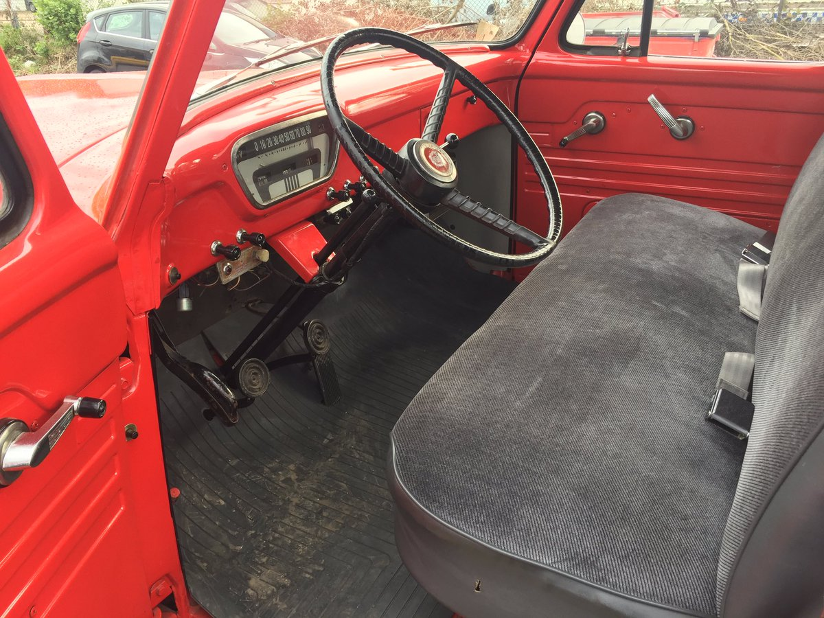 Mikes Musclecars On Twitter 1955 Ford F 100 Pick Up For Sale 312ci F100 Red 832 Am 30 Sep 2017
