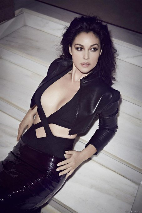 Happy birthday to one of my favorite actresses and one of the sexiest women the Italian queen Monica Bellucci