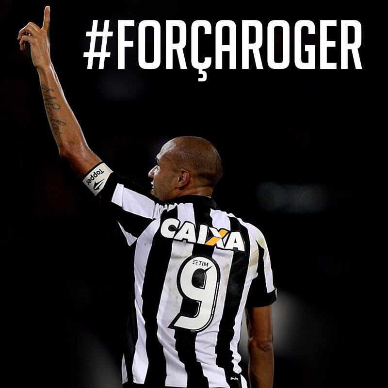 #ForçaRoger https://t.co/EnXvRp1NLv