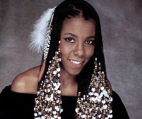 "HAPPY BIRTHDAY... PATRICE RUSHEN! ""HAVEN\T YOU HEARD\""."