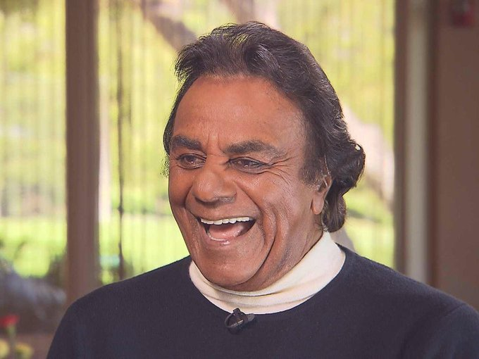 Happy 82nd Birthday JOHNNY MATHIS! All the Time: