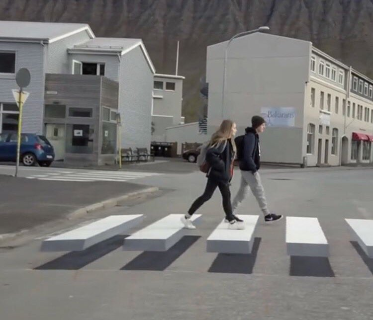 Image result for iceland 3d crossing
