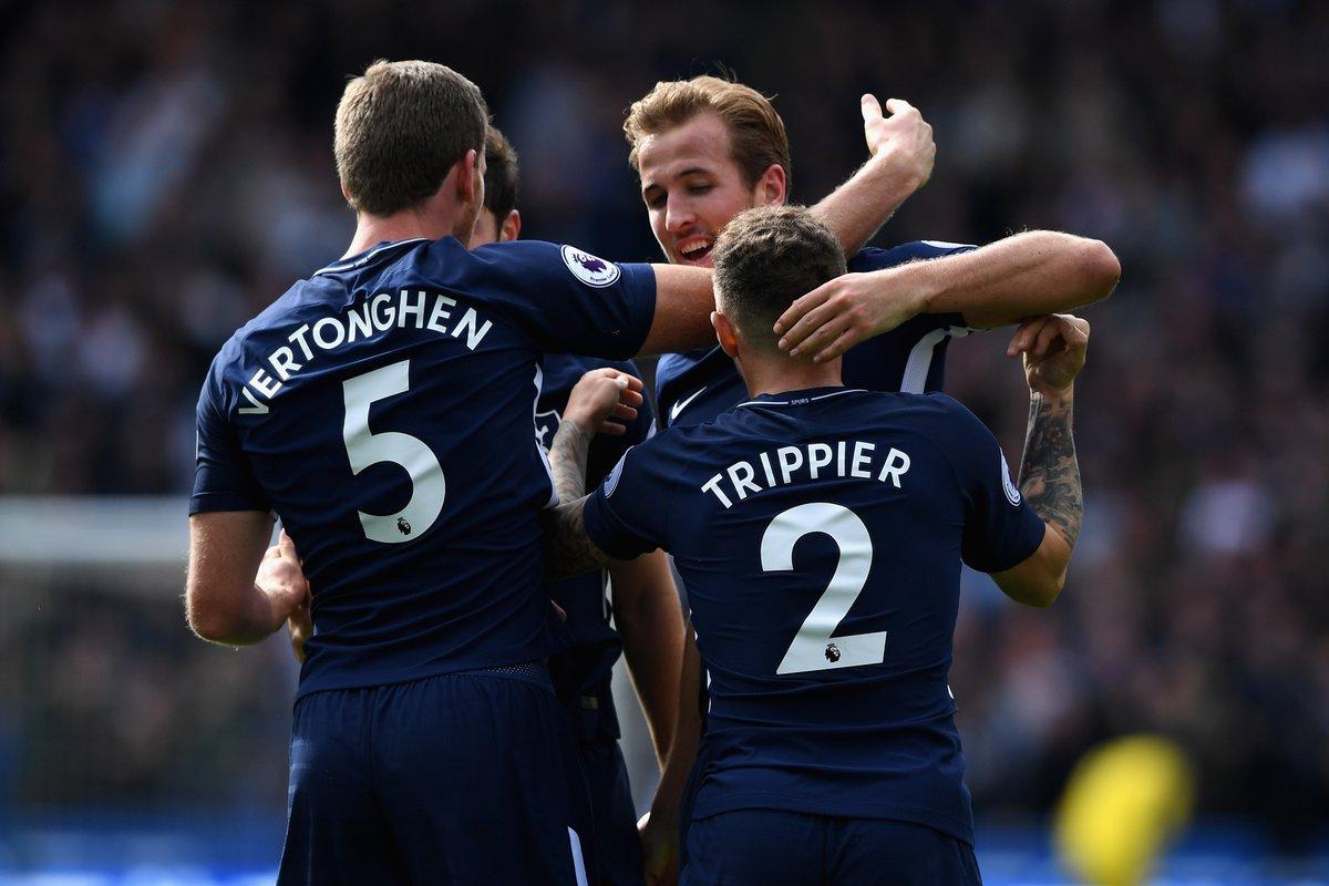 Video: Huddersfield Town vs Tottenham Hotspur