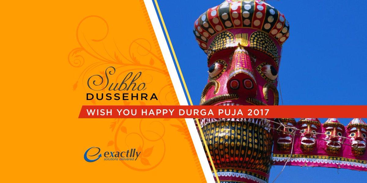 Darkness will always be beaten by light so enjoy the festival of good defeats evil. #HappyDusshera #HappyNavratri <br>http://pic.twitter.com/mnHDLJNFrA