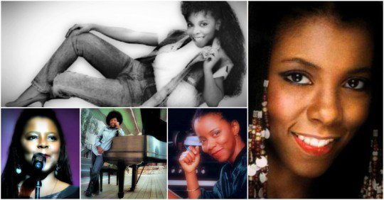 Happy Birthday to Patrice Rushen (born September 30, 1954)