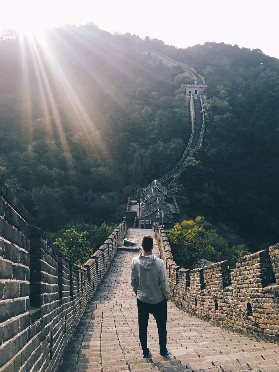 Muralla China. 🏯
