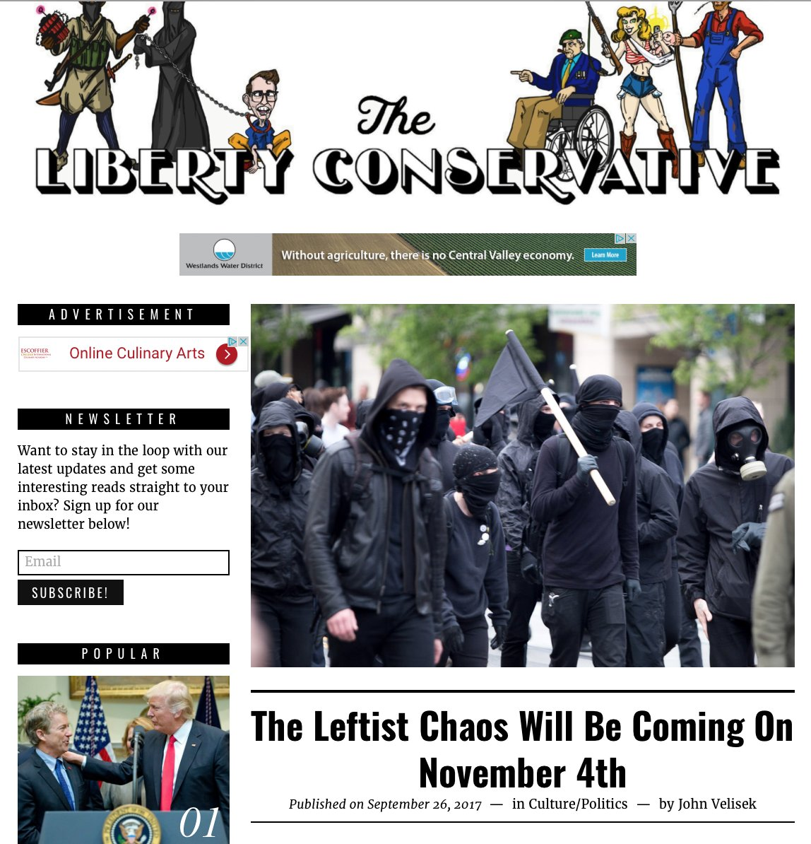 Image result for The Liberty Conservative