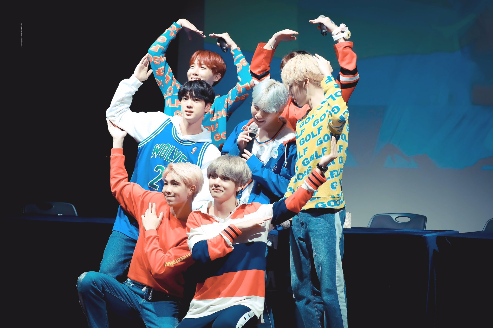 Picture/Fansitesnap] BTS 'LOVE YOURSELF 承 Her' Fansign