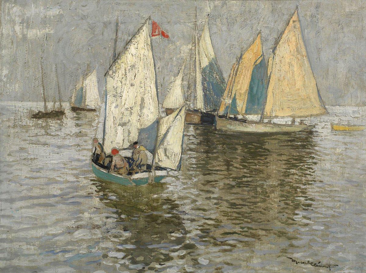 Amédée Julien Marcel-Clément (French, b. 1873)