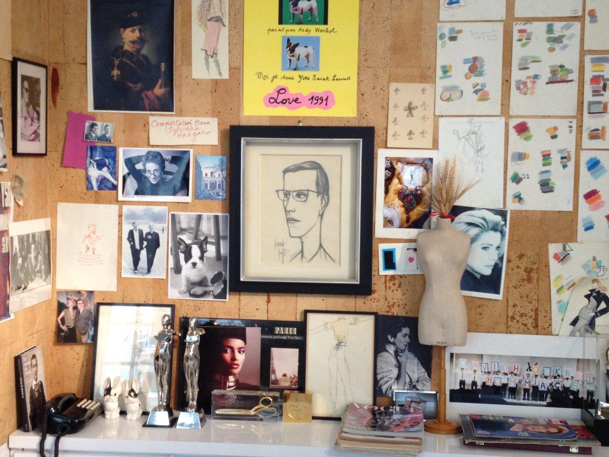 Mus e ysl paris museeyslparis twitter - Musee yves saint laurent paris ...