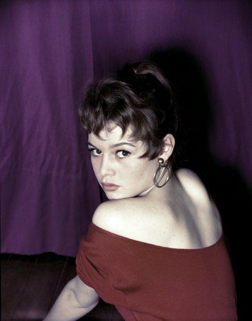Happy birthday Brigitte Bardot! She was only 17 when Philippe Halsman took this photograph in her Paris flat, 1951