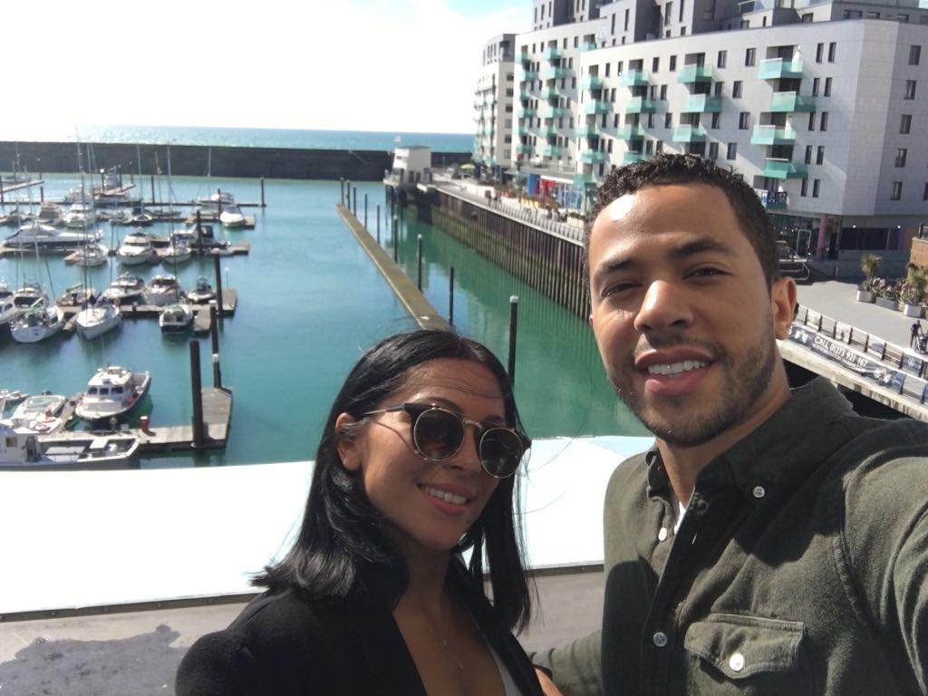 "Ukweli Roach on Twitter: ""Couple days break in Brighton ..."
