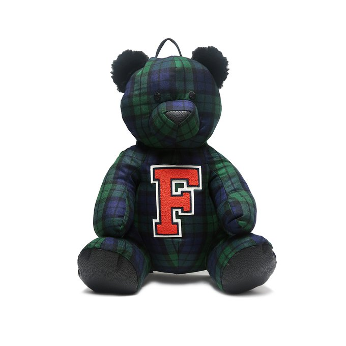 Added: Puma x FENTY by Rihanna Mascot Bear Backpack - Plaid Unavailable Stock Count: Unavailable https://shop.extrabutterny.com/products/puma-x-fenty-by-rihanna-mascot-bear-backpack-075332-01