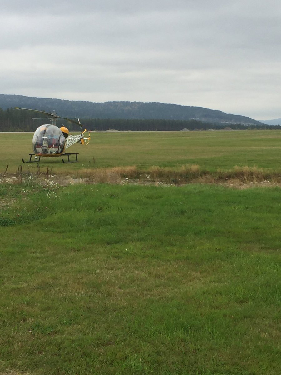 We ferry helicopters also. Just like this one in Norway. #Bell47 #Ferrypilot #aircraftferry<br>http://pic.twitter.com/pa92p67Xre