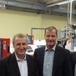Image for the Tweet beginning: #Conzella Verlagsbuchbinderei invests in a