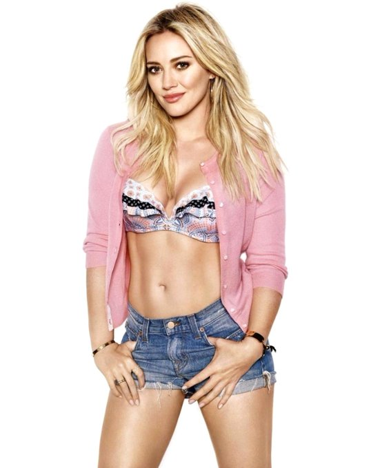 Many happy returns to Hilary Duff, who\s 30th birthday it is today.