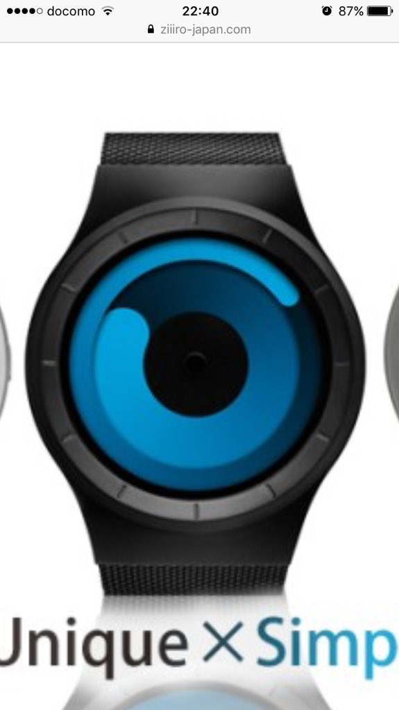 @matsuge13apfel コメントありがとうございます😊 世界で愛されている、とあるので似たようなものが世界展開されているみたいですね。 それはさておきこの時計がカッコよすぎて(^^;; 今のが壊れたらこれ買います 笑