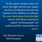 #Janus impacts the lives of educators & the families of the children we educate. We will always stand up for the communities we serve.