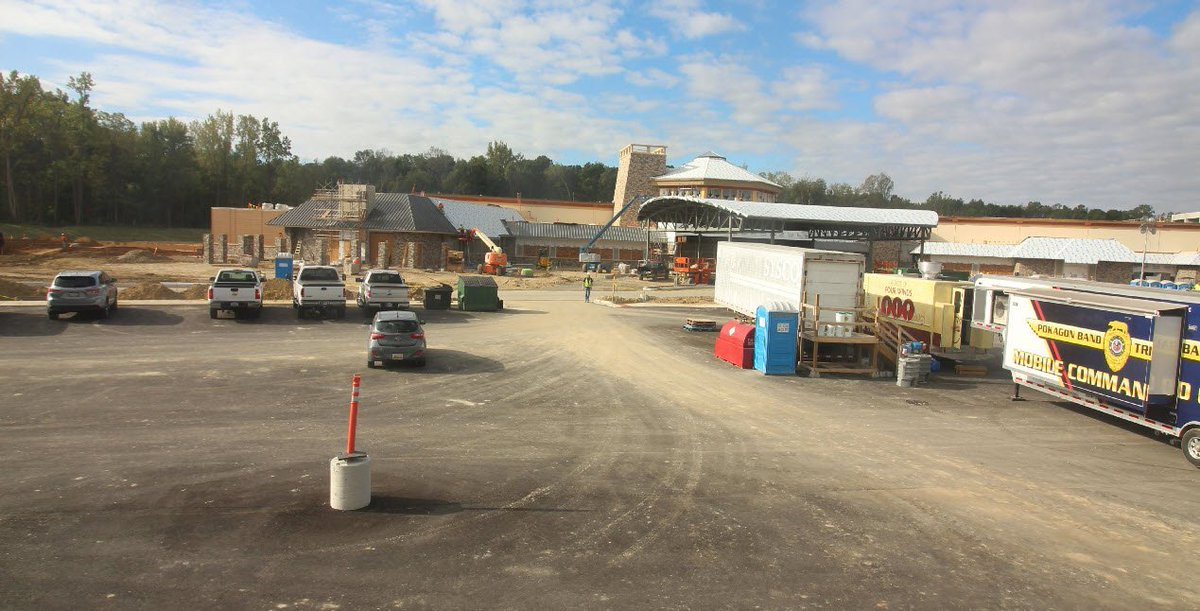 Four Winds Casino On Twitter South Bend Is Coming Along Fast See