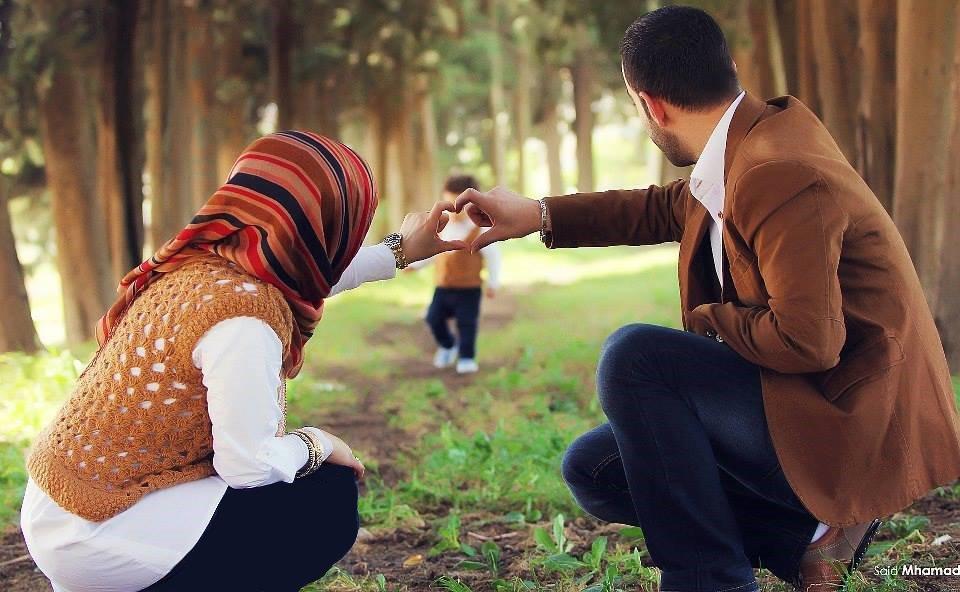 Семья в исламе красивые картинки