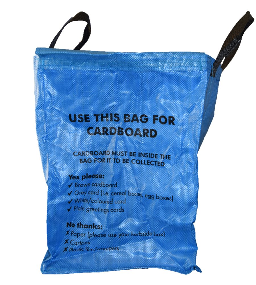 Recycle All That Cardboard Packaging In Your Blue Bag From 16 Oct U2013 Just  Make Sure It Fits With The Lid Closed! ...