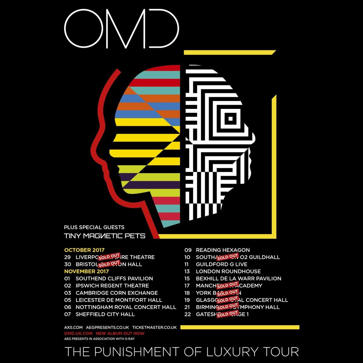 Omd Usa Tour
