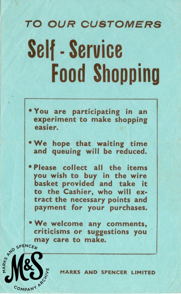 M&S Archive on Twitter: \