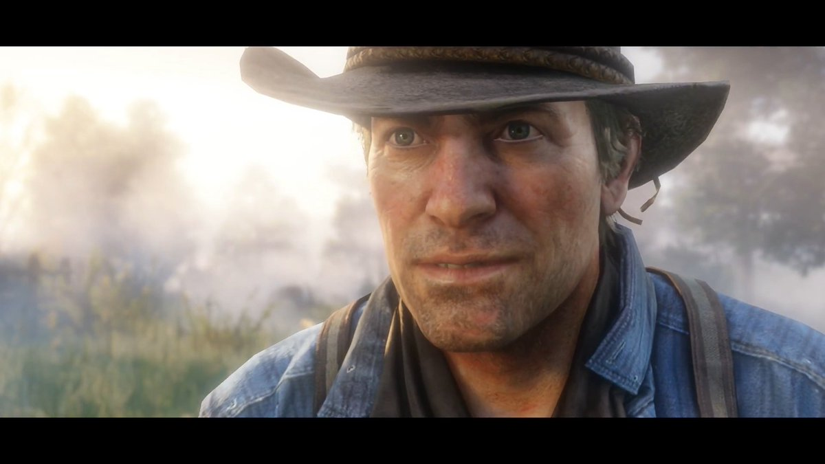 Introducing Arthur Morgan in Red Dead Redemption 2 #RDR2