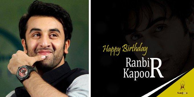 Happy To Ranbir Kapoor