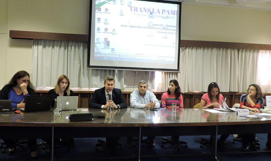 Santa Rosa | Se realizó panel por la Inclusión Laboral Trans en la UNLPam