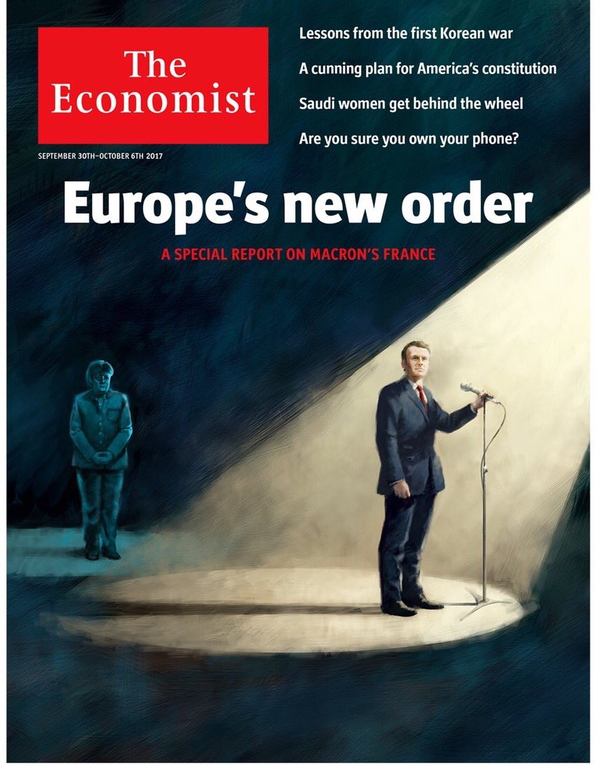 What a difference 5 years can make, @TheEconomist cover edition.