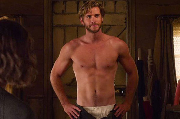 Nude Famosos On Twitter Ator Liam Hemsworth