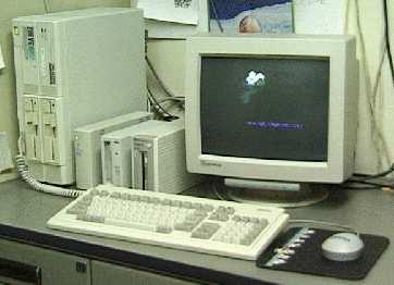 #パソコンの日  EPSON PC286VGと NEC PC9801 NL/A まだあるけど・・・動くかどうかはわからん…