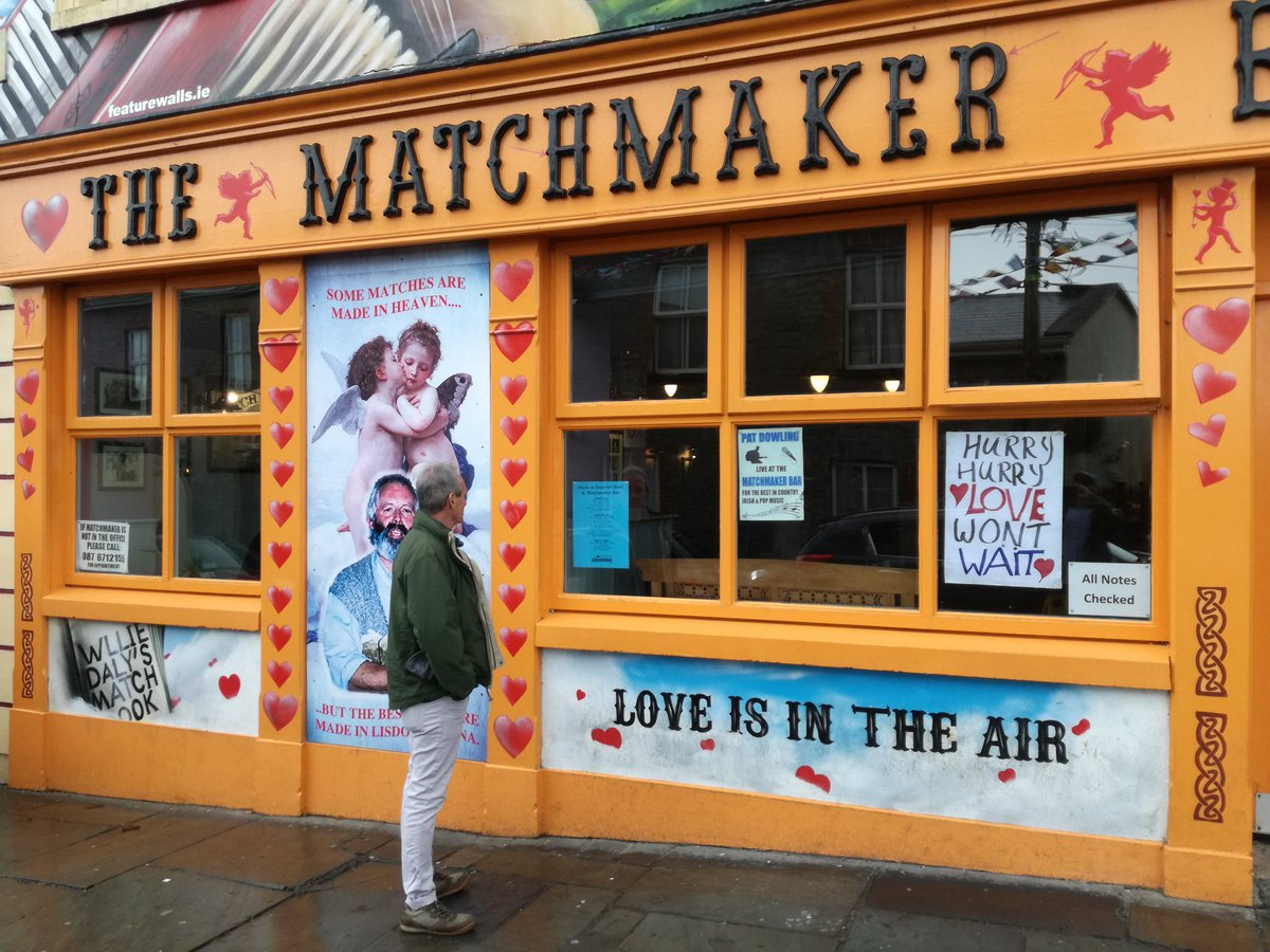 Matchmaker going to Ploughing in Carlow and will offer dating