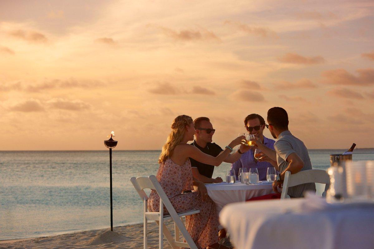Aruba Marriott On Twitter Barefoot