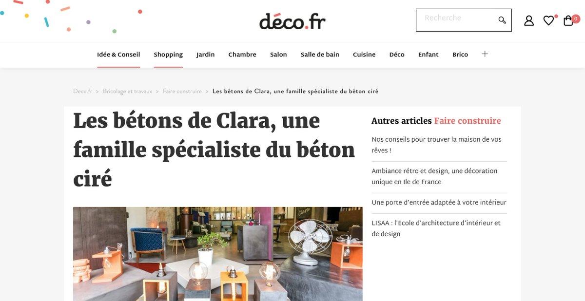 Les Bétons de Clara (@betonsdeclara) | Twitter