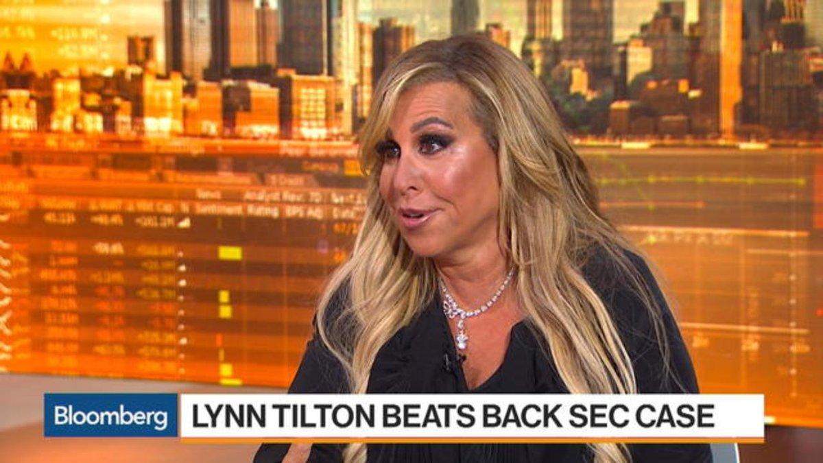 lynn tilton discusses winning a sec trial she'd spent