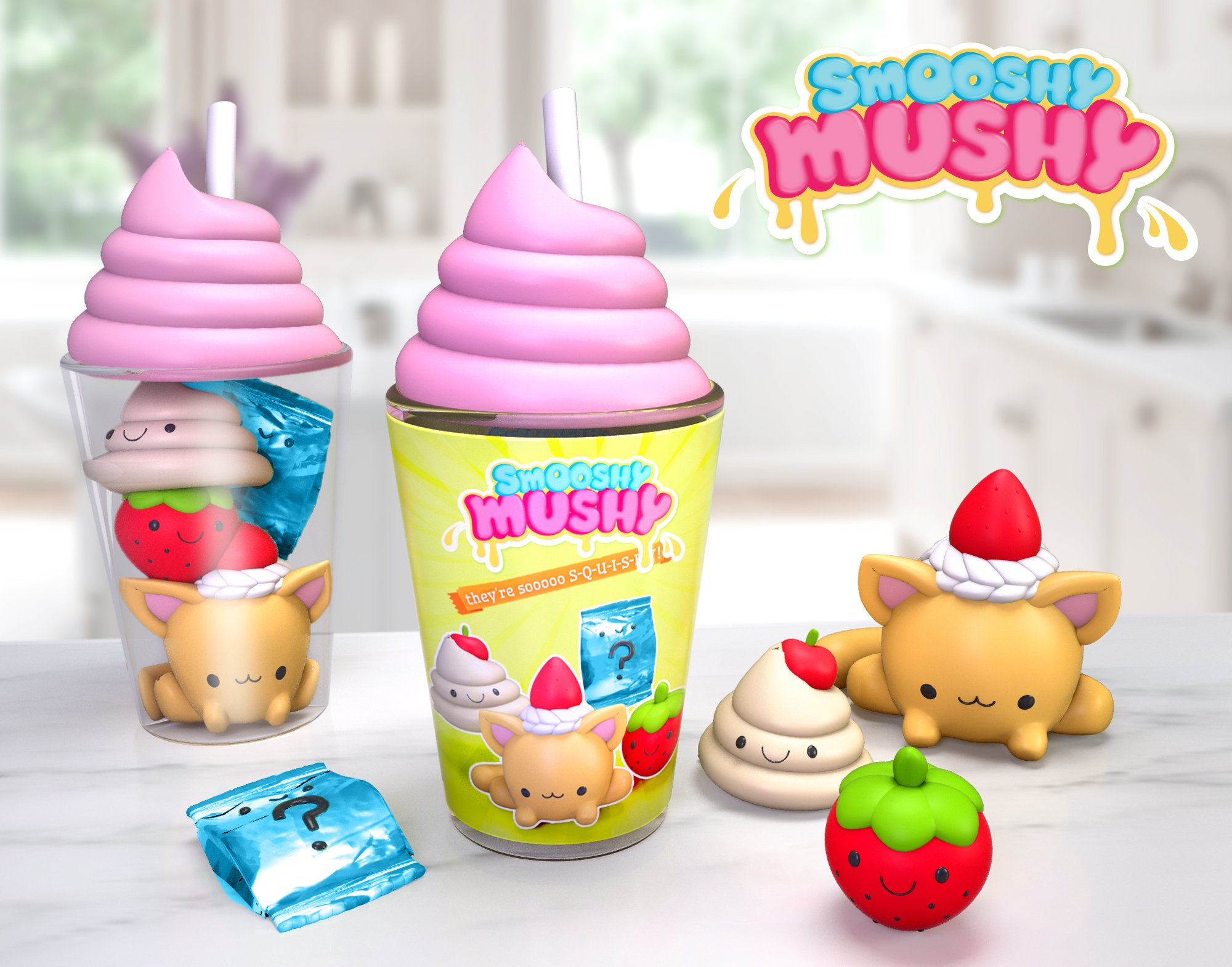 Smooshy Mushy Creamery Series 3 : Smooshy Mushy on Twitter:
