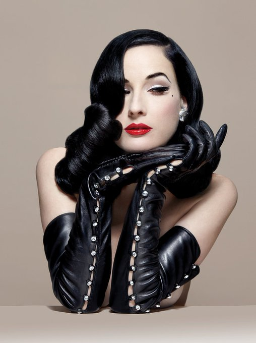 Happy Birthday to the gorgeous Dita Von Teese The epitome of class and mystique