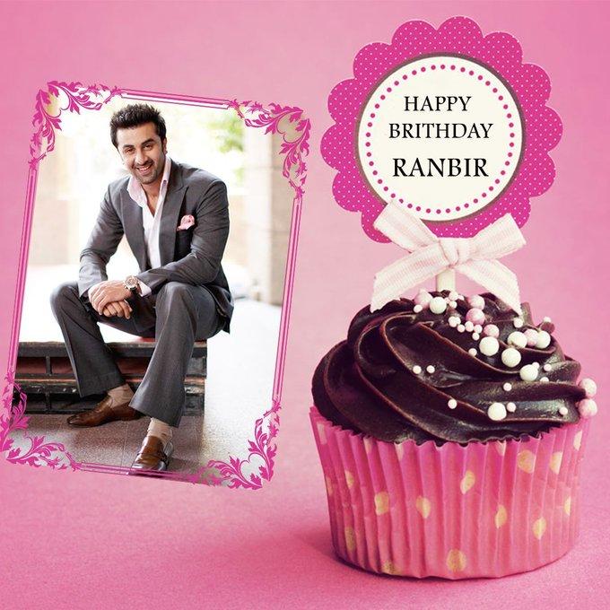 A very Happy Birthday to Ranbir Kapoor from .