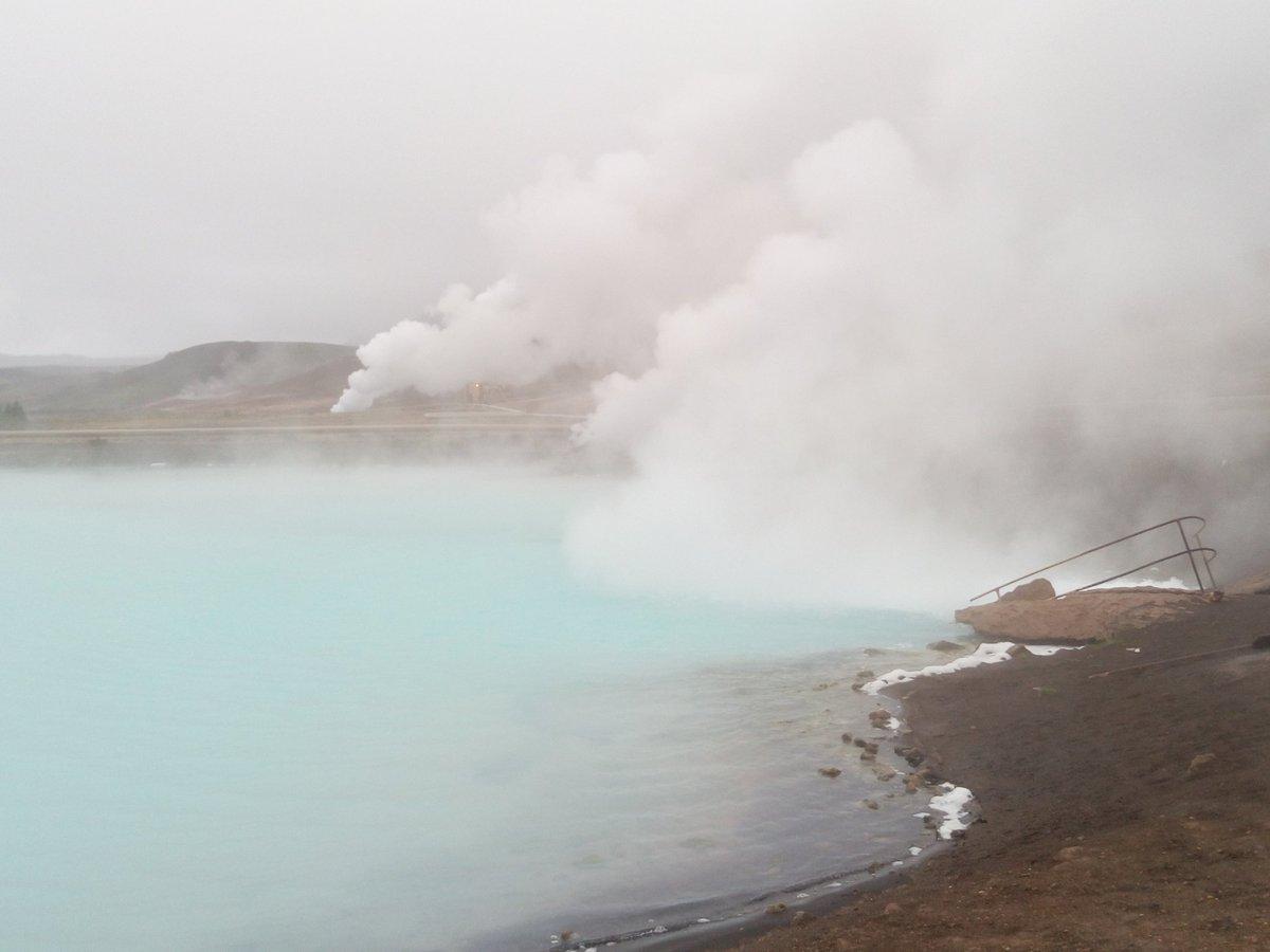 Геотермальная электростанция бинарного цикла